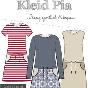 Pia dress ladies thread beetle