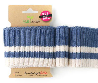 Cozy Stripes 09 Botanical Hamburger Liebe Albstoffe
