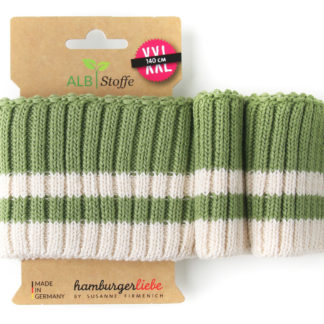 Cuff Me Cozy Stripes 11 Botanical Albstoffe