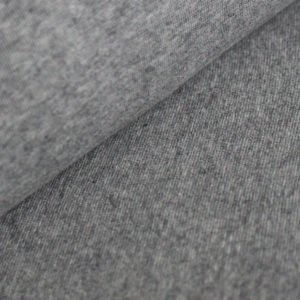 Organic cuffs tubular fabric medium gray A31 Albstoffe