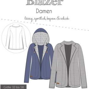 Ladies blazer thread beetle