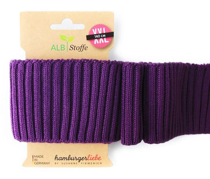 Check Point Cuff Me Cozy 85 viola Hamburger Liebe Albstoffe