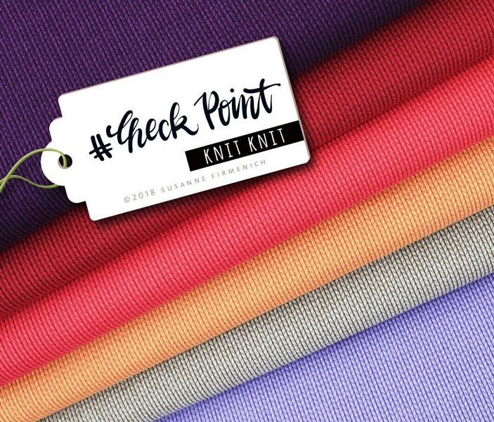 Check Point KnitKnit alle Hamburger Liebe Albstoffe