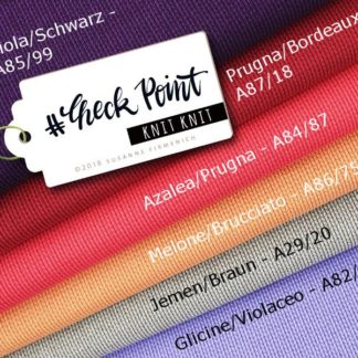 Check Point Big Knit Albstoffe