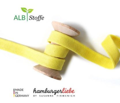 Cord Me Giallino A77 Check Point Hamburger Liebe Albstoffe