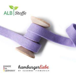 Cord Me Glicine A82 Check Point Hamburger Liebe Albstoffe