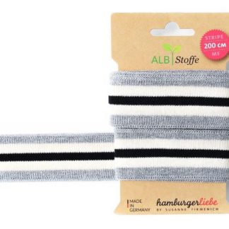 Stripe Me Glam 23 Check Point Hamburger Liebe Albstoffe