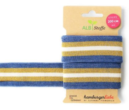 Stripe Me Glam 27 Check Point Hamburger Liebe Albstoffe