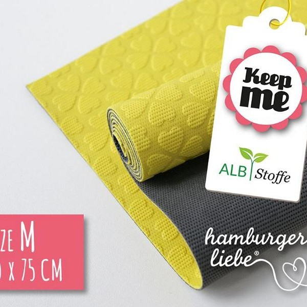 Keep Me ALBSTOFFE yellow size M Hamburger Liebe commented at Stoffträume4you