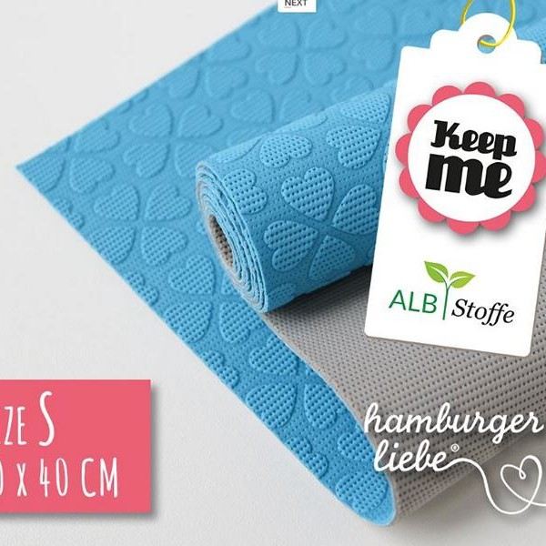 Keep Me ALBSTOFFE turquoise size S Hamburger Liebe and improve at Stoffträume4you