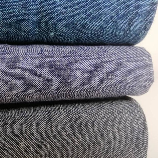 Essex Yarn Dyed Linen Denim Jeans Blue Robert Kaufman Stofftraeume4you 03 1452 position