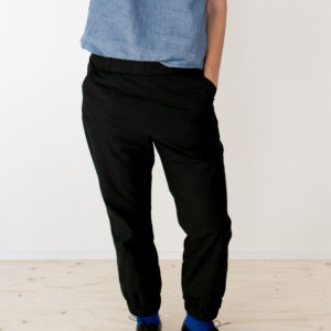 Almost Long Trousers The Assembly Line Designbeispiel Stofftraeume4you