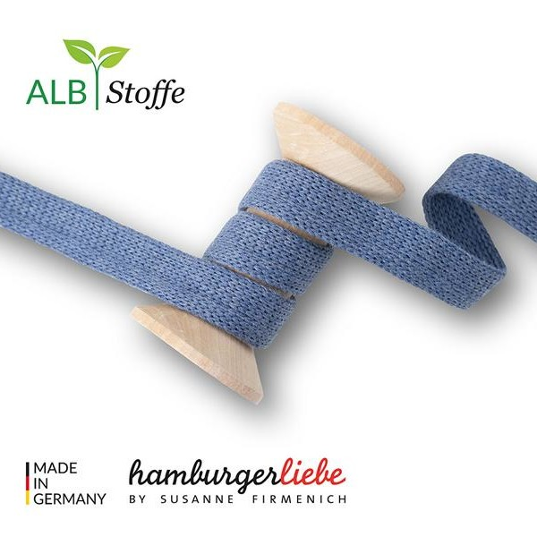Cord Me Jeans Melange A33 BLISS Hamburger Liebe WHITESTOFFE