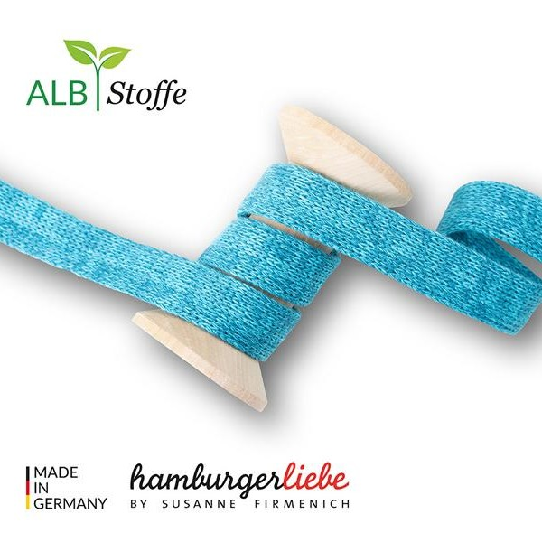 Cord Me Cords BLISS A12-16 Hamburger Liebe WHITESTOFFE