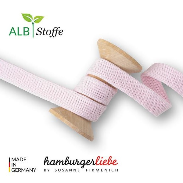 Cord Me Cords powder pink A14 BLISS Hamburger Liebe WHITESTOFFE