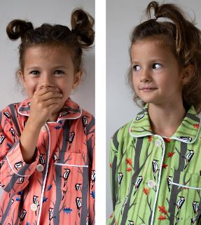 Will Woodpecker Cozy Cabin Hamburger Liebe Hemmers Stofftraeume4you Pyjamas