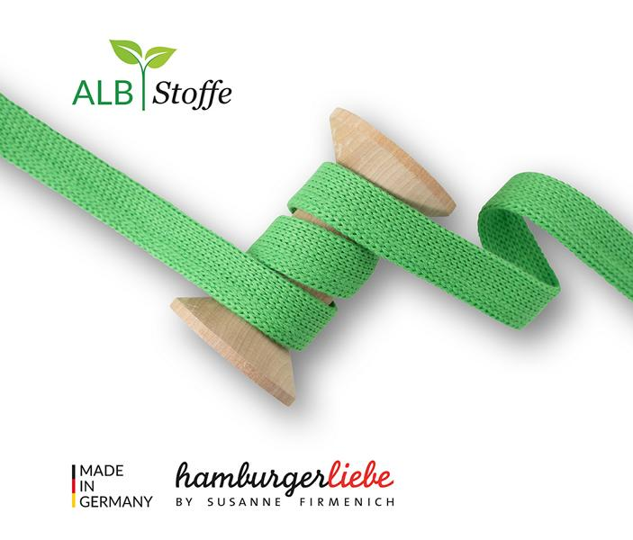 Cord Me Kiwi Plain Stiches Hamburger Liebe Albstoffe Stofftraeume4you