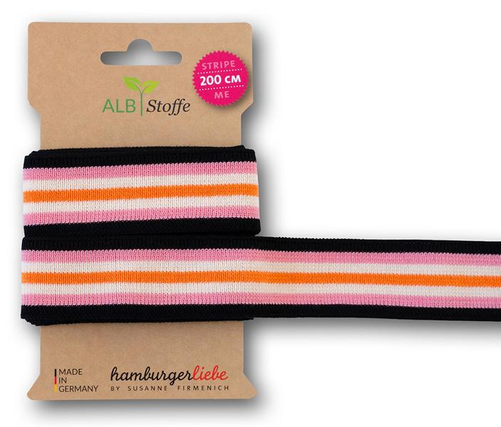 Stripe Me Plain Stiches College 65 Albstoffe Hamburger Liebe Stoffträume4you