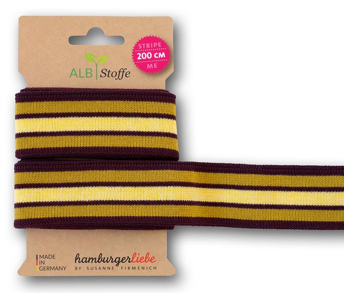 Stripe Me College 68 Plain Stitches Albstoffe Hamburger Liebe Stoffträume4you