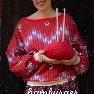 Bio-Jersey Snowberry Plain Stitches Hamburger Liebe Albstoffe Stofftraeume4you