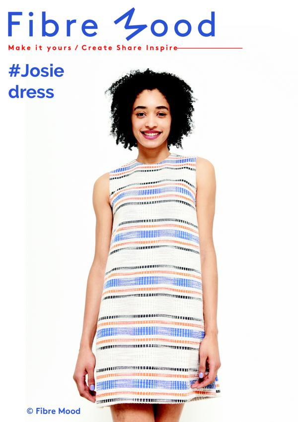 Kleid Josie Fibre Mood Stofftraeume4you