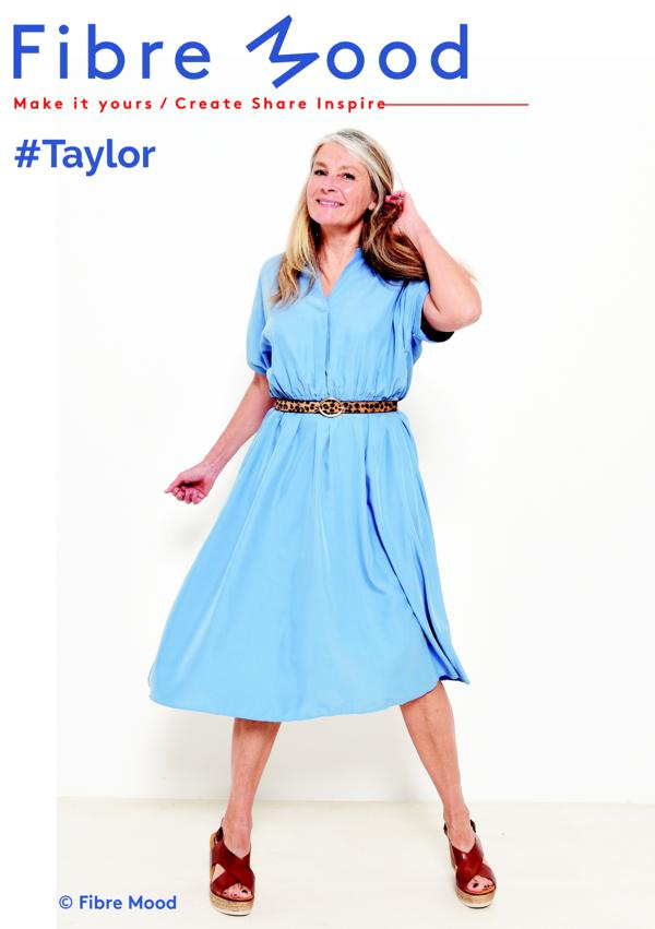 Taylor Fibremood dress Stofftraeume4you