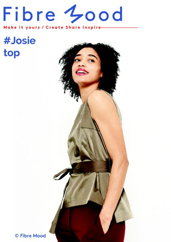 Wrap top Josie Fiber Mood Stofftraeume4you