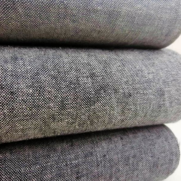 Essex Yarn Dyed Linen CHARCOAL Stofftraeume4you Robert Kaufman position