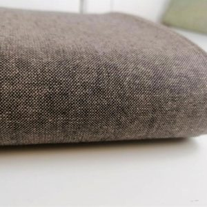 Essex Yarn Dyed Linen ESPRESSO Stofftraeume4you Robert Kaufman Linen Dark Brown Bale