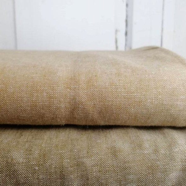 Essex Yarn Dyed Linen Leather Beige Robert Kaufman Stofftraeume4you Position