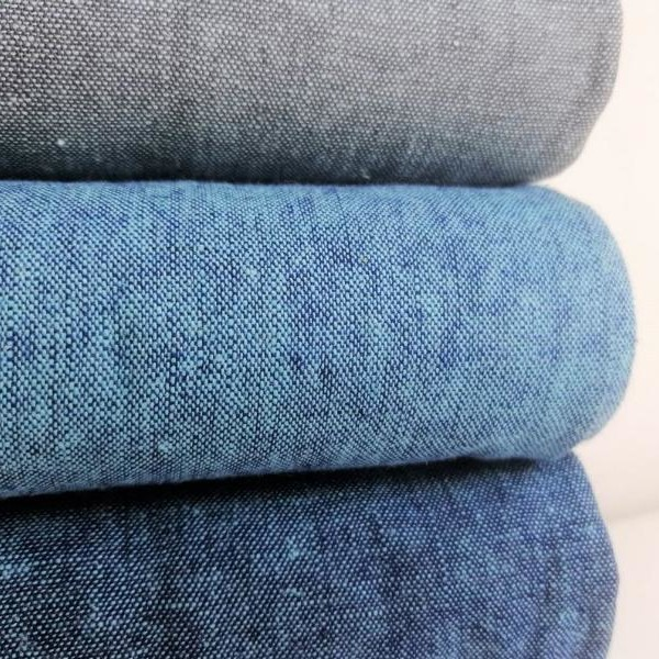 Essex Yarn Dyed Linen Malibu Jeans Mint Robert Kaufman Stofftraeume4you Position