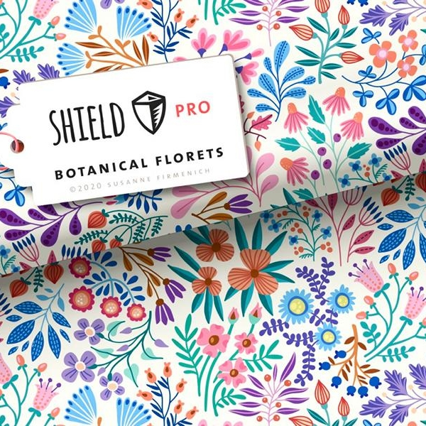 Shield Pro Botanical Florets Stofftraeume4you Albstoffe Hamburger Liebe