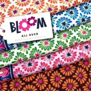 Tencel jersey ALL OVER Bloom Hamburger Liebe Albstoffe Stofftraeume4you