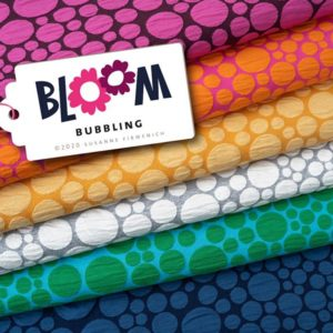 BUBBLING BLOOM Hamburger Liebe Albstoffe Stofftraeume4you