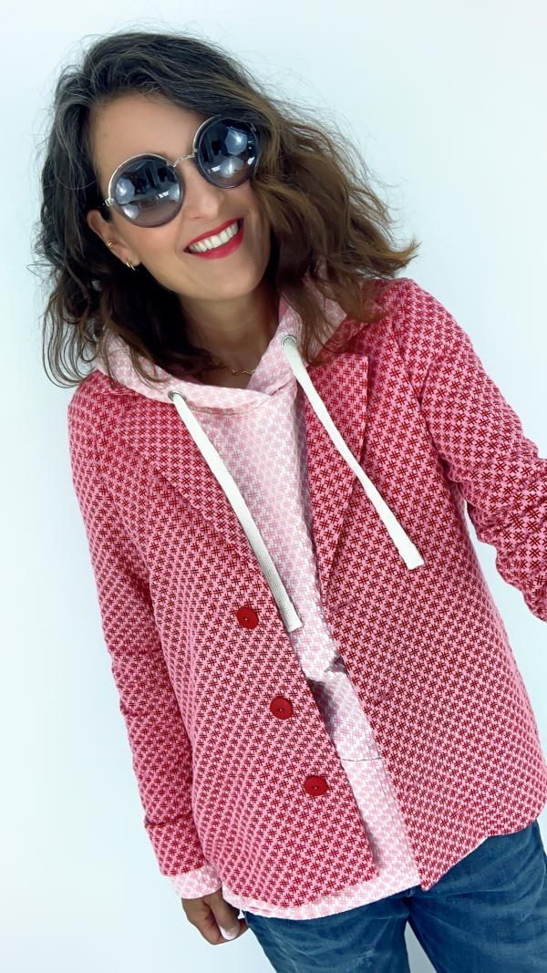 Hashtag Knit BLOOM Hamburger Liebe WHITESTOFFE sweater Anlukaa Stofftraeume4you front