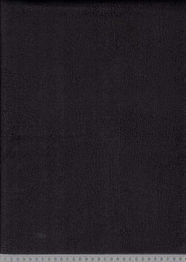 unstleder Maro antique look black-mottled Swafing 001299 Stofftraeume4you
