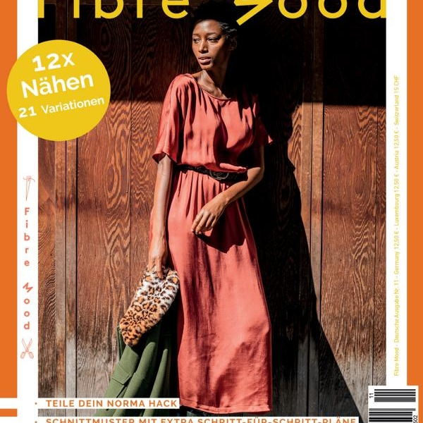 Fiber Mood Magazin 11 sewing patterns Stofftraeume4you
