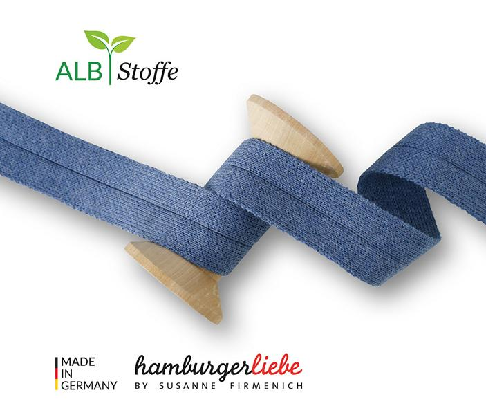 Edge Me Sweet Home Hamburger Liebe Albstoffe Stoffetraueme4you A33 Jeans