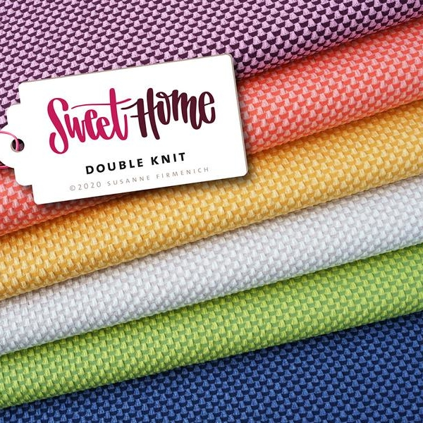 Knit DOUBLE Sweet Home Hamburger Liebe Albstoffe Stofftraeume4you