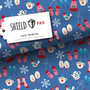 Shield Cozy Winter Hamburger Liebe Albstoffe Stofftraeume4you