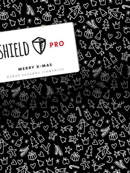 Shield Merry Xmas Hamburger Liebe Albstoffe Stofftraeume4you Winter Weihnachten