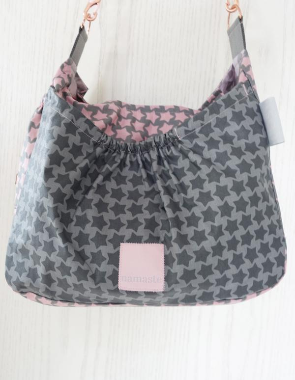 Staaars Swafing color mix Stofftraeume4y PINK-GRAY bag Jolin 3