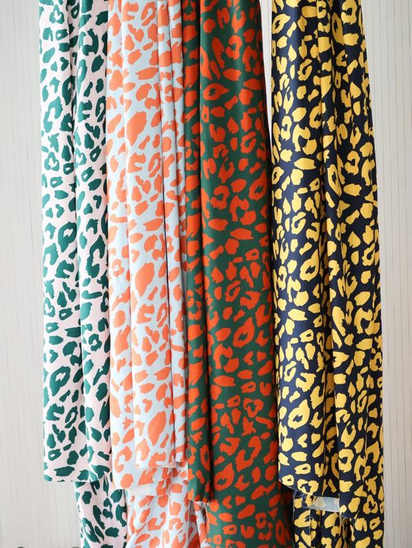 Urban Leo ECOVERO LENZING viscose Mind the Maker Stoffdream4you hanging Stoffe all colors
