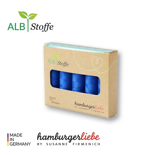 Yarn box 5 packshot A04 Bluette Hamnburger Liebe Albstoffe Stofftraeume4you