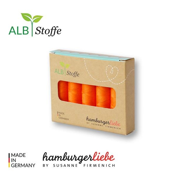 Yarn box 5 packshot A80 Papaia Hamburger Liebe Albstoffe Stofftraeume4you
