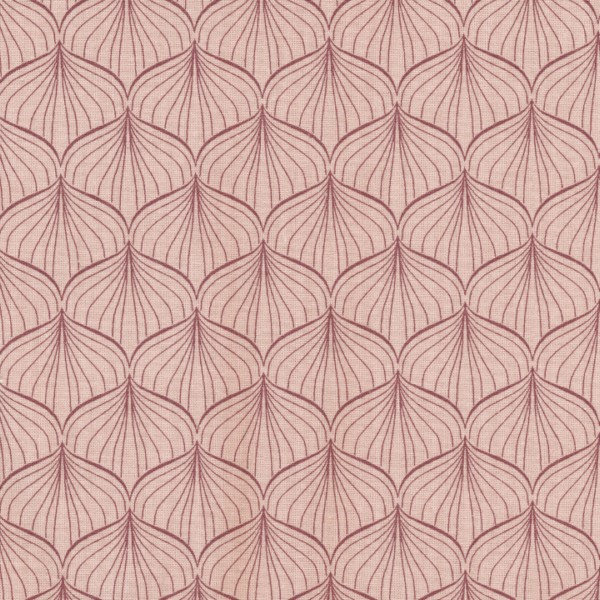 Oilcloth Alli Powder Rose Ginger 900-140-036-490-1 Au Maison Stofftraeume4you