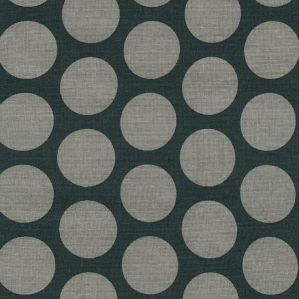 Oilcloth Superdots Deep Forest Elm 900-140-041-621-1 Au Maison Stofftraeume4you