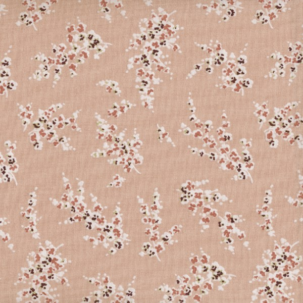 Oilcloth Wisteria Powder Rose 900-140-059-502-1 Au Maison Stofftraeume4you
