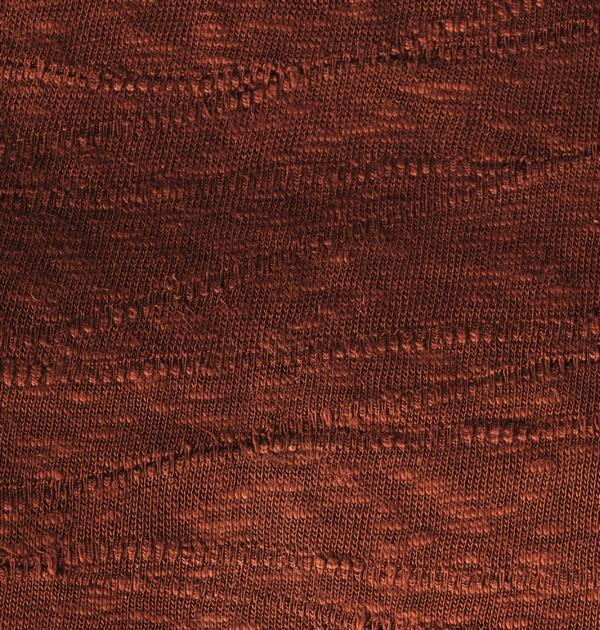 Organic Slub Jacquard Sienna Detail Mind the Maker Stoffträume4you