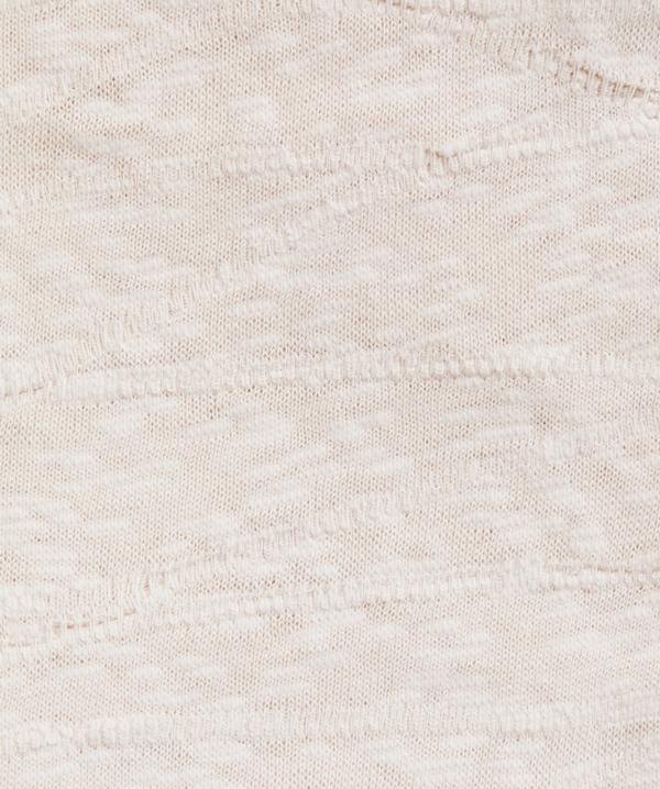 organic slub jacquard 09 Creamy White Mind the Maker Stoffträume4you